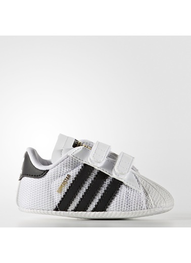 adidas Adidas Bebek Patik S79916 Superstar Crib Siyah